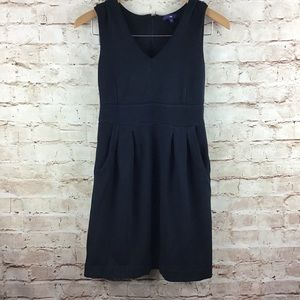 Gap Women's Black Sleeveless Dress with Pockets 4